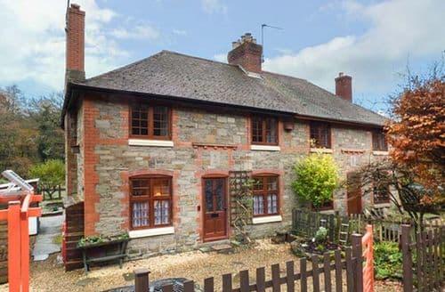 Last Minute Cottages - Tasteful Cannop Cottage S73553