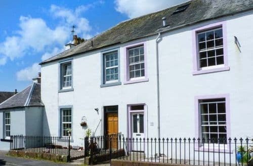 Last Minute Cottages - Adorable Gatehouse Of Fleet Rental S13053