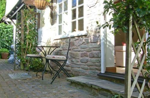 Last Minute Cottages - Beautiful Ludlow Cottage S11637