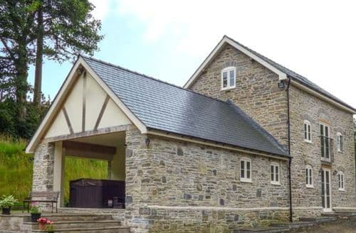 Big Cottages - Attractive Llandrindod Wells Cottage S60544