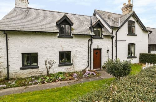 Last Minute Cottages - Attractive Bronygarth Cottage S37577