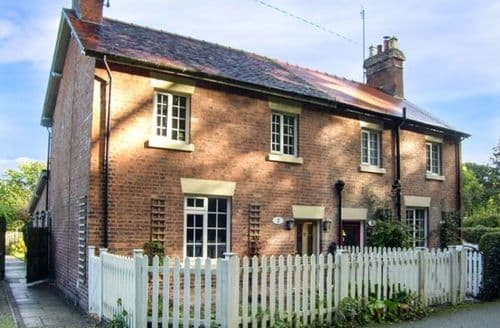 Last Minute Cottages - Gorgeous Chirk Cottage S37578