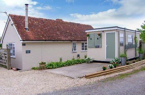 Last Minute Cottages - Keybrook Lodge