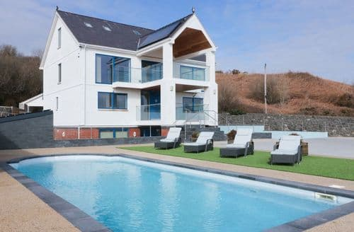 Last Minute Cottages - Charming Benllech Cottage S96834