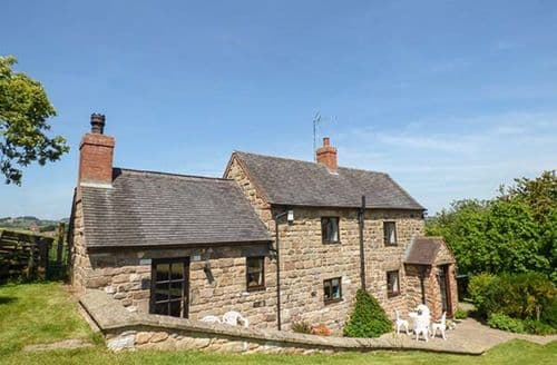 Last Minute Cottages - Inviting Belper Cottage S37325