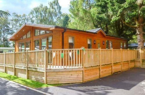 Big Cottages - Adorable Troutbeck Bridge Lodge S44923