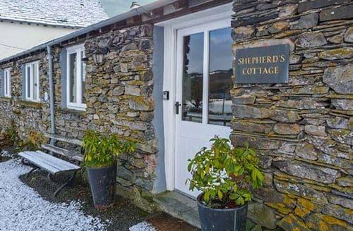 Big Cottages - Shepherd's Cottage