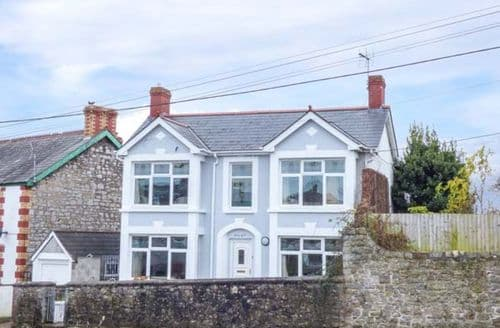 Last Minute Cottages - Superb Llantwit Major Cottage S73852