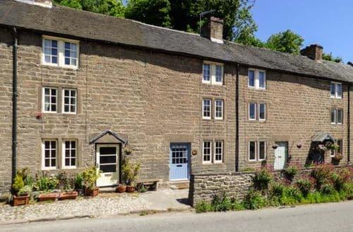 Last Minute Cottages - Wonderful Cromford Cottage S78454