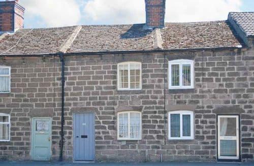 Last Minute Cottages - Wonderful Cromford Cottage S44324