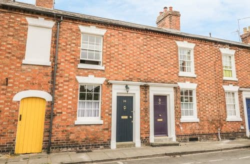 Last Minute Cottages - Beautiful Stratford Upon Avon Cottage S113552