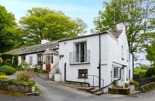 Last Minute Cottages - Inviting Staveley Apartment S33570