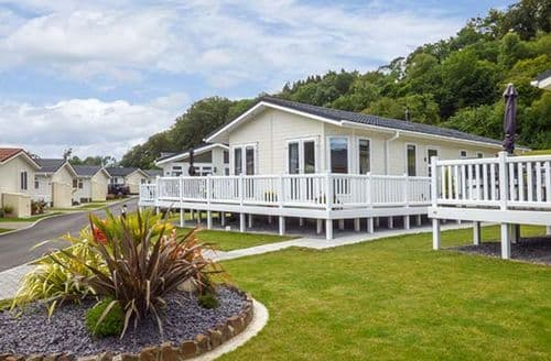Big Cottages - Lovely Narberth Lodge S39380