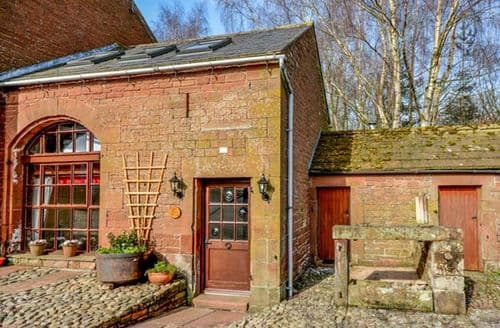 Last Minute Cottages - Attractive Kirkoswald Cottage S45550