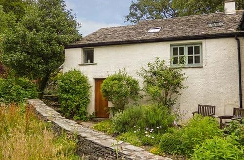 Last Minute Cottages - Delightful Water Yeat Cottage S37707