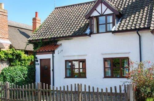 Last Minute Cottages - Kingsley Cottage