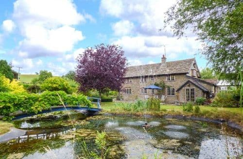 Last Minute Cottages - Captivating Kinsham Cottage S40347