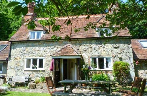 Big Cottages - Wonderful Ventnor Cottage S37711