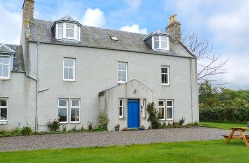 Big Cottages - Wonderful Nethy Bridge Cottage S56445