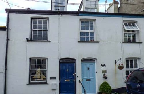 Last Minute Cottages - Wonderful West Looe Cottage S50556