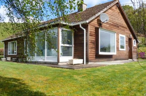 Last Minute Cottages - Captivating Newtonmore Cottage S57518