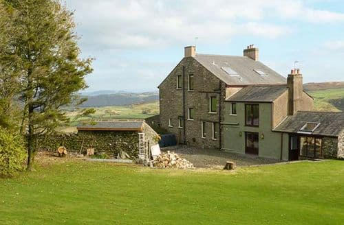 Big Cottages - Groffa Crag Farmhouse