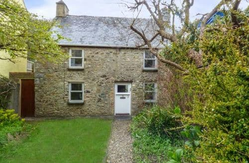 Last Minute Cottages - Lovely Solva Cottage S46207