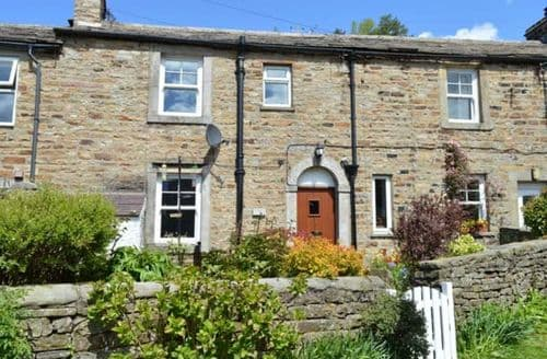 Last Minute Cottages - Cosy Gunnerside Cottage S44188