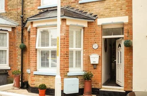 Big Cottages - Charming Ramsgate Cottage S43499