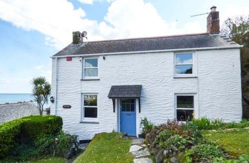 Last Minute Cottages - Excellent Coverack Cottage S49655