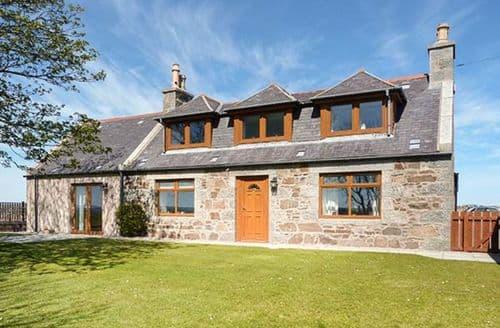 Last Minute Cottages - Schoolhill Croft