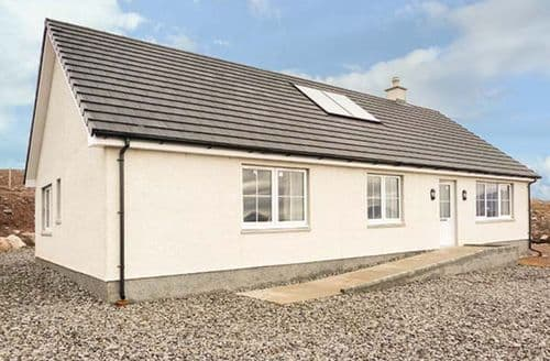 Big Cottages - Excellent Kinlochbervie Cottage S46210