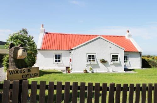 Last Minute Cottages - Woodside Cottage