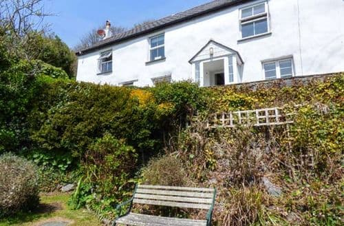 Last Minute Cottages - Beautiful St. Keverne Cottage S50546