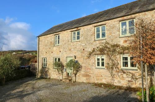 Last Minute Cottages - Lower Wooda Barn