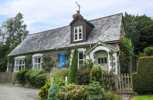 Last Minute Cottages - Lovely Bleddfa Cottage S60535