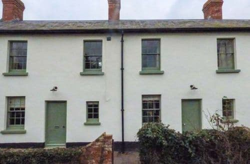 Last Minute Cottages - Tasteful Monmouth Cottage S45643