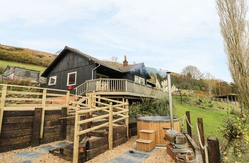 Last Minute Cottages - Inviting Bleddfa Cottage S88332