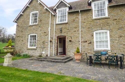 Last Minute Cottages - Exquisite Lydbury North Cottage S49873