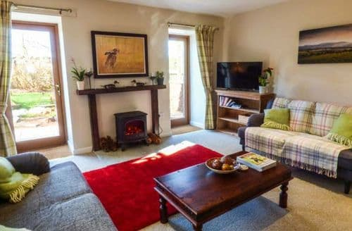 Last Minute Cottages - Charming Chirnside Cottage S45416