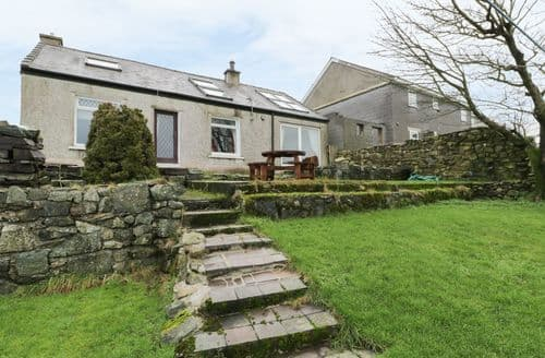 Last Minute Cottages - Charming Rhosgadfan Cottage S50445