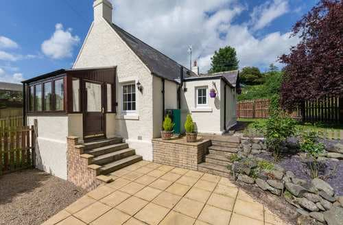 Big Cottages - Excellent Wark Cottage S45655