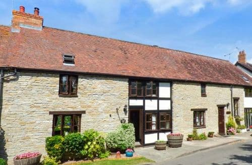 Last Minute Cottages - Splendid Cleeve Prior Cottage S69781