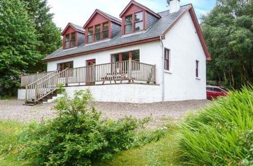 Big Cottages - Luxury Lochailort Cottage S59477