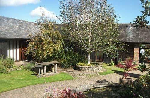 Last Minute Cottages - Tasteful Builth Wells Cottage S78176