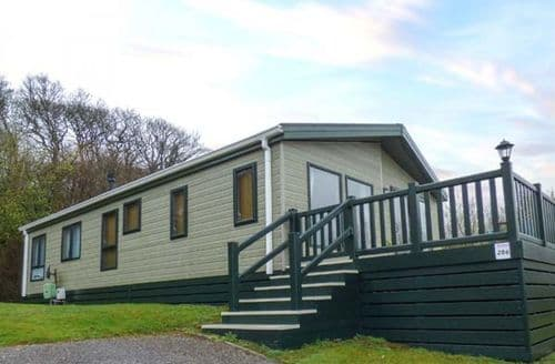 Last Minute Cottages - Superb White Cross Lodge S46222