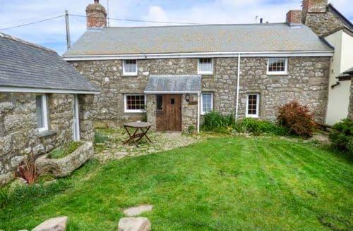 Last Minute Cottages - Quaint St. Levan Cottage S60311