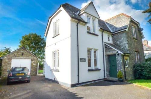 Big Cottages - Charming Lewannick Cottage S71928