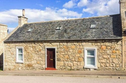 Last Minute Cottages - Excellent Lossiemouth Cottage S70019