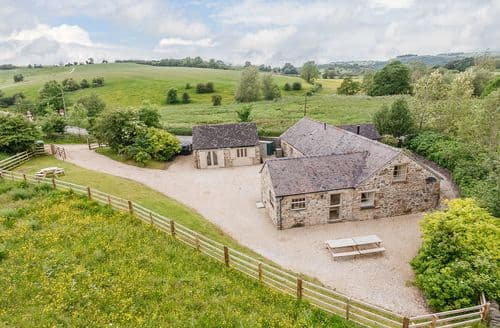 Last Minute Cottages - Tissington Ford Barn